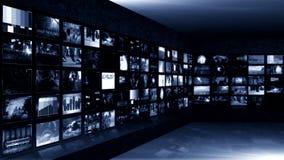Fondo virtual del studtio del vídeo