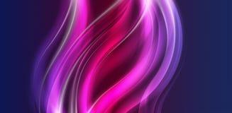 Fondo vivo colorido dulce del flujo en vector Fotografía de archivo libre de regalías