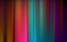 Fondo astratto di spettro Fotografia Stock