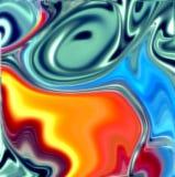 Fondo y textura abstractos coloridos borrosos Foto de archivo