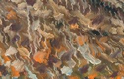 Fondo y textura abstractos de ondas y de ondulaciones libre illustration