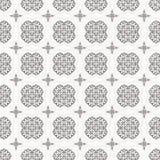 Fondo y textura abstractos geométricos del modelo ilustración del vector