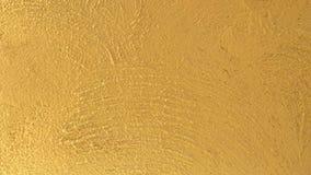 Fondo y textura amarillos del cemento Fotografía de archivo