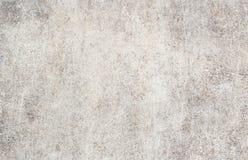 Fondo y textura blancos de la pared del grunge Fotografía de archivo libre de regalías