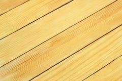 Fondo y textura de listones de madera Fotos de archivo