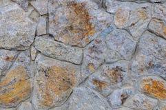 Fondo y textura inconsútiles de piedra de la pared Fondo de piedra Imagenes de archivo
