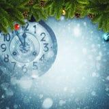Fondos abstractos de Navidad Imagen de archivo