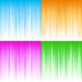Fondos abstractos del gradiente ilustración del vector