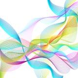 Fondos abstractos del vector stock de ilustración