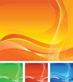 Fondos abstractos. Ilustración del vector Foto de archivo libre de regalías