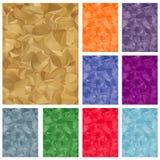 Fondos abstractos multicolores Fotos de archivo