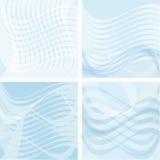 Fondos azules. Imagen de archivo libre de regalías