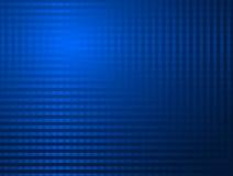 Fondos azules abstractos del pixel de DK Stock de ilustración