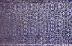 Fondos azules de las texturas del viejo grunge Fondo perfecto con el espacio imágenes de archivo libres de regalías