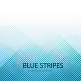 Fondos azules del modelo de la tela escocesa Fotografía de archivo