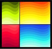 Fondos coloridos Imagen de archivo