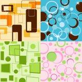 Fondos coloridos Fotografía de archivo libre de regalías