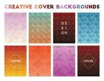 Fondos creativos de la cubierta libre illustration