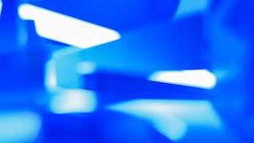 Fondos de alta tecnología fríos azules del movimiento almacen de video