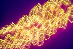 Fondos de alto voltaje abstractos de la huelga foto de archivo libre de regalías
