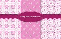 Fondos de Cherry Blossoms/modelos inconsútiles libre illustration