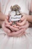 Fondos de educación fotos de archivo libres de regalías