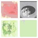 Fondos de Grunge Imágenes de archivo libres de regalías