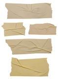 Fondos de la cinta adhesiva Fotografía de archivo