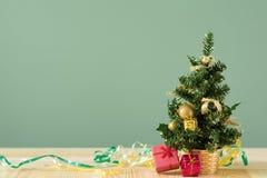 Fondos 2018 de la Navidad Imagenes de archivo