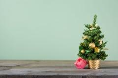 Fondos 2018 de la Navidad Fotografía de archivo
