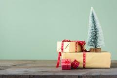 Fondos 2018 de la Navidad Imagen de archivo