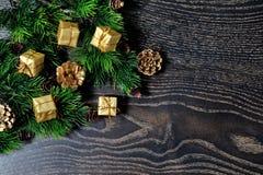 Fondos de la Navidad Imagenes de archivo