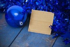 Fondos de la Navidad Fotografía de archivo libre de regalías