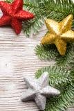 Fondos de la Navidad Foto de archivo libre de regalías