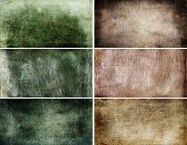 Fondos de la textura de Grunge Fotografía de archivo