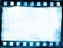 Fondos de la tira de la película de Grunge stock de ilustración