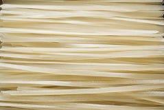 Fondos de los tallarines de arroz Fotografía de archivo
