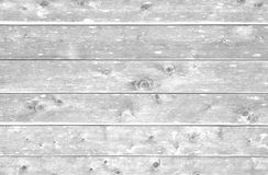 Fondos de madera blancos Fotografía de archivo