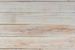 Fondos de madera blancos Foto de archivo libre de regalías