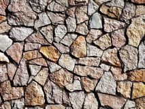 Fondos de piedra Imágenes de archivo libres de regalías
