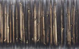 Fondos decorativos de la textura del grano de madera del tablón Fotos de archivo