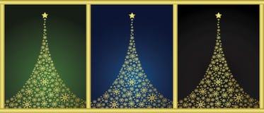 Fondos del Año Nuevo Imagenes de archivo
