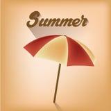 Fondos del verano Imágenes de archivo libres de regalías