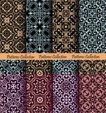 Fondos islámicos del modelo de lujo Fotografía de archivo libre de regalías