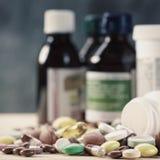 Fondos médicos abstractos Imagen de archivo libre de regalías