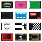 Fondos para el diseño Fotografía de archivo libre de regalías