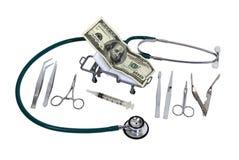 Fondos para la cobertura médica Imagenes de archivo