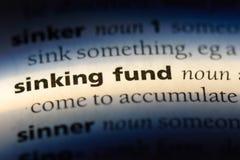 Fonds d'amortissement image libre de droits