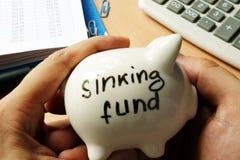 Fonds d'amortissement Photos stock