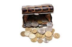 Fonds mit einer Kleinigkeit Lizenzfreie Stockbilder